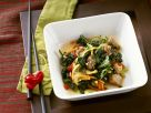 Kale and Duck Stir-Fry recipe