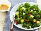 Kale, Avocado, and Goji Berry Salad recipe