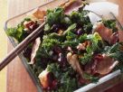 Kale Salad with Ham and Parmesan recipe