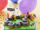 Kids Birthday Party Car Cake recipe