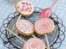 Kids Cookies on a Stick recipe