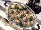 Königsberg Meatballs with Vegetable Sauce recipe