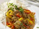 Lamb and Pepper Ragout recipe
