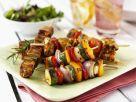 Lamb and Vegetable Skewers recipe