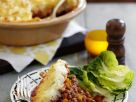 Lamb Mince Pie with Mash Topping recipe