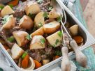 Lamb Neck, Potato and Vegetable Stew recipe