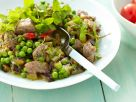 Lamb Stew with Peas and Mint recipe