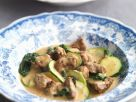 Lamb Stew with Zucchini recipe