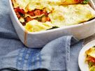 Lasagna with Italian Sausage and Kale recipe