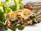 Lasagna with Spinach and Tomatoes recipe