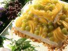 Layered Mango Grape Torte recipe