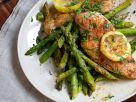 Lemon-Asparagus Chicken recipe