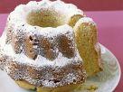 Lemon Gugelhupf recipe