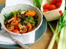 Lentil Chard Turmeric Curry recipe