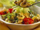 Lentil Salad with Pasta recipe