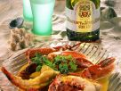 Lobster with Cognac Sauce recipe