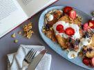 Low Carb Quinoa Pancakes recipe