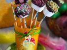 Mallow and Chocolate Pops recipe