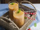 Mango and Strawberry Smoothie recipe
