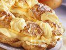 Mango Filled Cream Puffs recipe