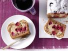 Marble Cake with Cherries recipe