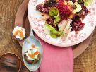 Marinated Beets and Smoked Trout Salad recipe