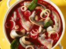 Marinated Pickled Herring recipe