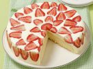 Mascarpone Strawberry Pie recipe