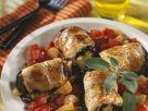 Meat and Eggplant Wraps recipe