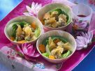 Meat and Vegetable Wontons recipe