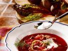 Meat Borscht recipe