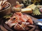Meat, Cheese and Pickle Platter with Brown Bread recipe