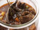 Meat Stew in Mason Jars recipe