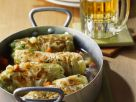 Meat-Stuffed Cabbage Rolls recipe