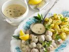 Meatballs in Caper Sauce recipe