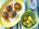 Meatballs with Creamy Tomato Sauce recipe