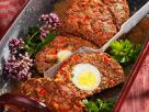 Meatloaf Stuffed with Eggs recipe