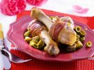 Mediterranean Drumsticks recipe