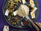 Mediterranean Eggplant with Hummus recipe