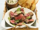 Mediterranean Lamb Fillet recipe