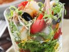 Mediterranean Salad with Fish recipe