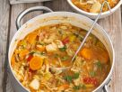 Mediterranean Vegetable Soup recipe