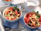 Melon Salad with Vanilla Cream recipe