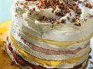 Meringue Ice Cream Cake recipe