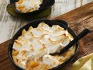 Meringue-Topped Semolina and Quince Pudding recipe