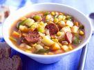 Mexican White Bean and Chorizo Soup recipe