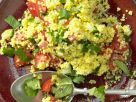 Millet Salad recipe