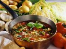 Minestrone with Cabbage recipe
