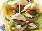 Mini Burgers recipe