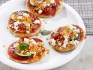 Mini Lentil Pizza recipe
